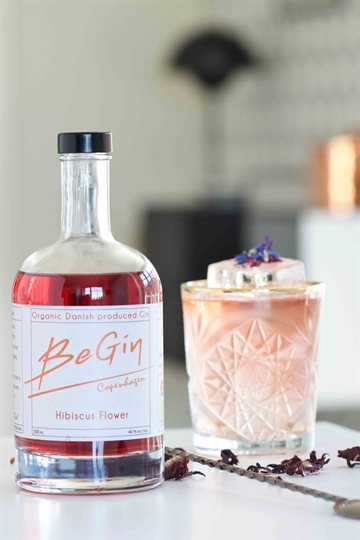 BeGin HIBISCUS FLOWER gin, 200 ml.