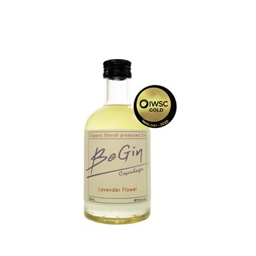 BeGin LAVENDER FLOWER gin, 200 ml.