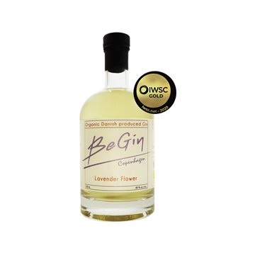 BeGin LAVENDER FLOWER gin, 500 ml.