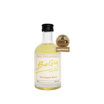 BeGin THE ORIGINAL BLEND gin, 200 ml.